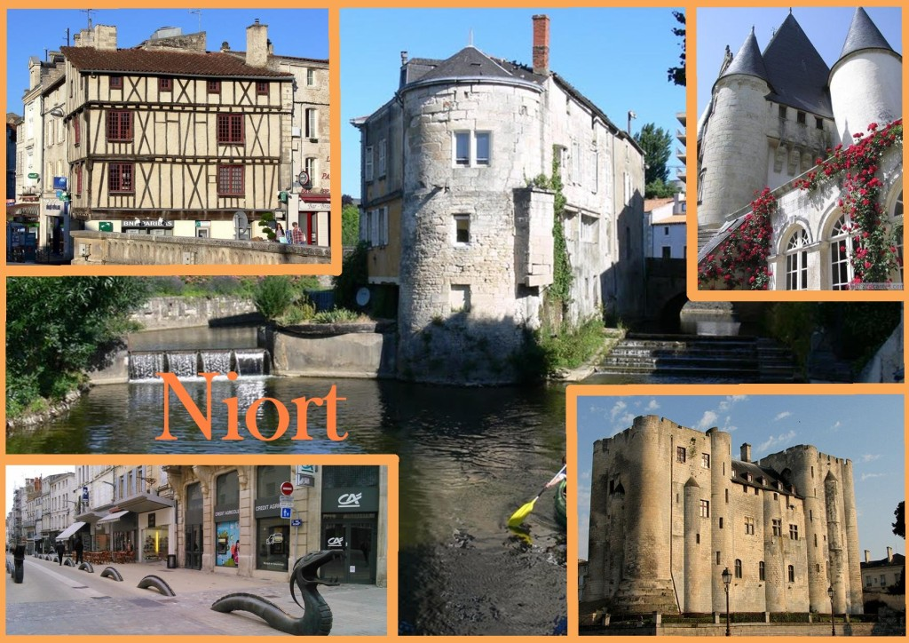 collage niort